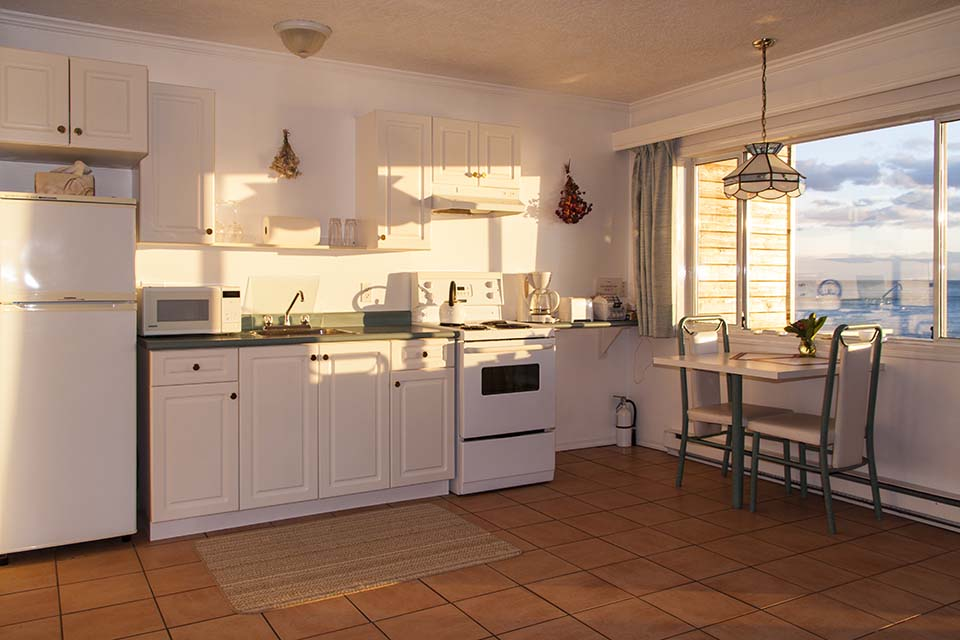 Fully Equipped Kitchen in Cottage 1